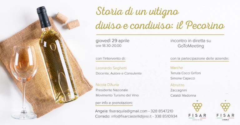 Abruzzo e Marche, due regioni un vitigno: il Pecorino