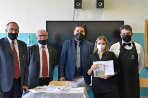 Il Sommelier Magazine I sommelier di Fisar Lodi hanno incontrato gli studenti del settore enogastronomico della E. Merli di Lodi