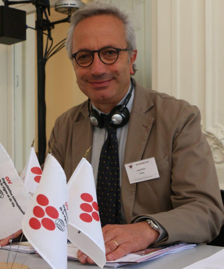 Luigi Moio è stato eletto Presidente dell'OIV